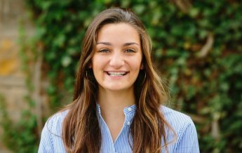Internship Profile: Caroline Giles Gains Experience
