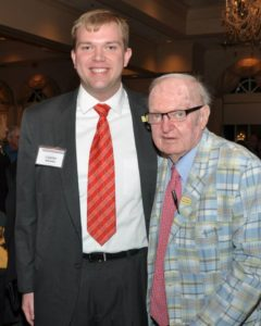 Carter Adams and Howard Coble