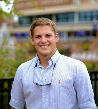Class of 2014 Outcomes: Casey Hiers Hired by Financial Firm