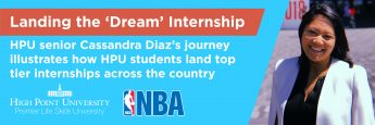 Landing the 'Dream' Internship