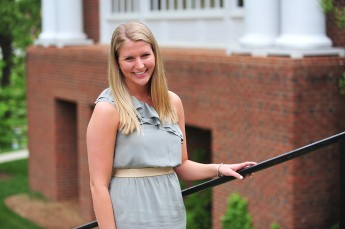 Class of 2014 Outcomes: Catie Drury Markets Major Companies