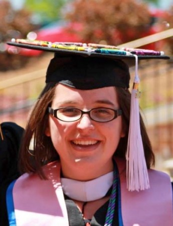 Class of 2014 Outcomes: Cecilie Holm Embarks on Education Career