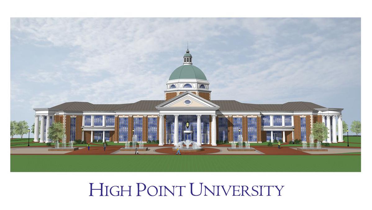 Parents Contribute 16 Million High Point University