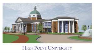 HPU High Point University Center for Student Excellence