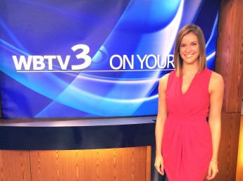 Senior Interns With WBTV 3 News