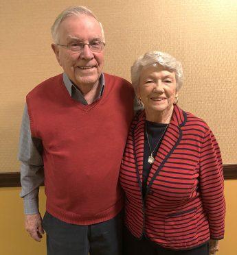 HPU Alumni Couple Establishes  Scholarship Fund