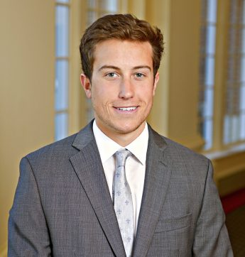 Class of 2017 Profile: Charlie Kissel Sells for Quoizel
