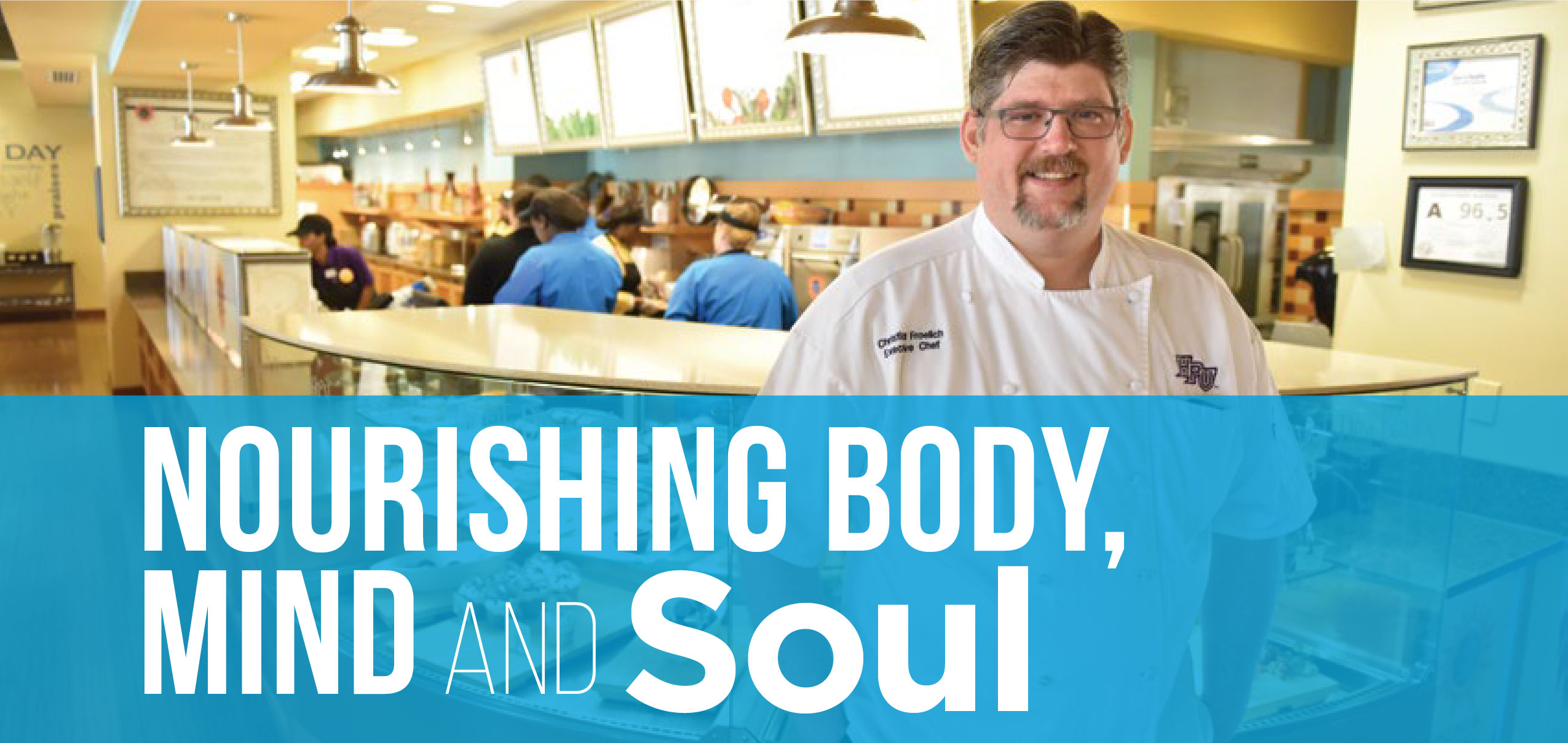 Nourishing Body, Mind and Soul, High Point University | High Point ...