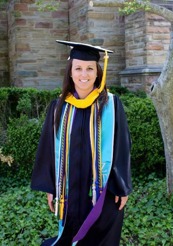 Class of 2014 Outcomes: Chelsea Consalo Leads at Family Company