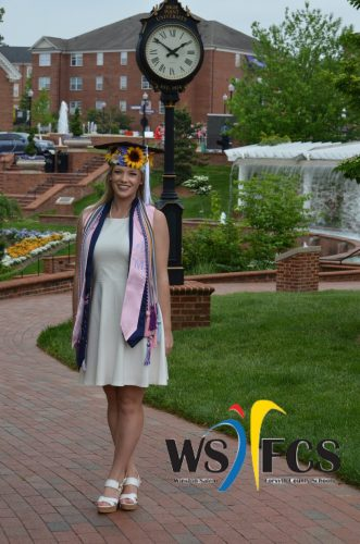Class of 2018 Outcomes: Chloe Tyler Teaches Special Education