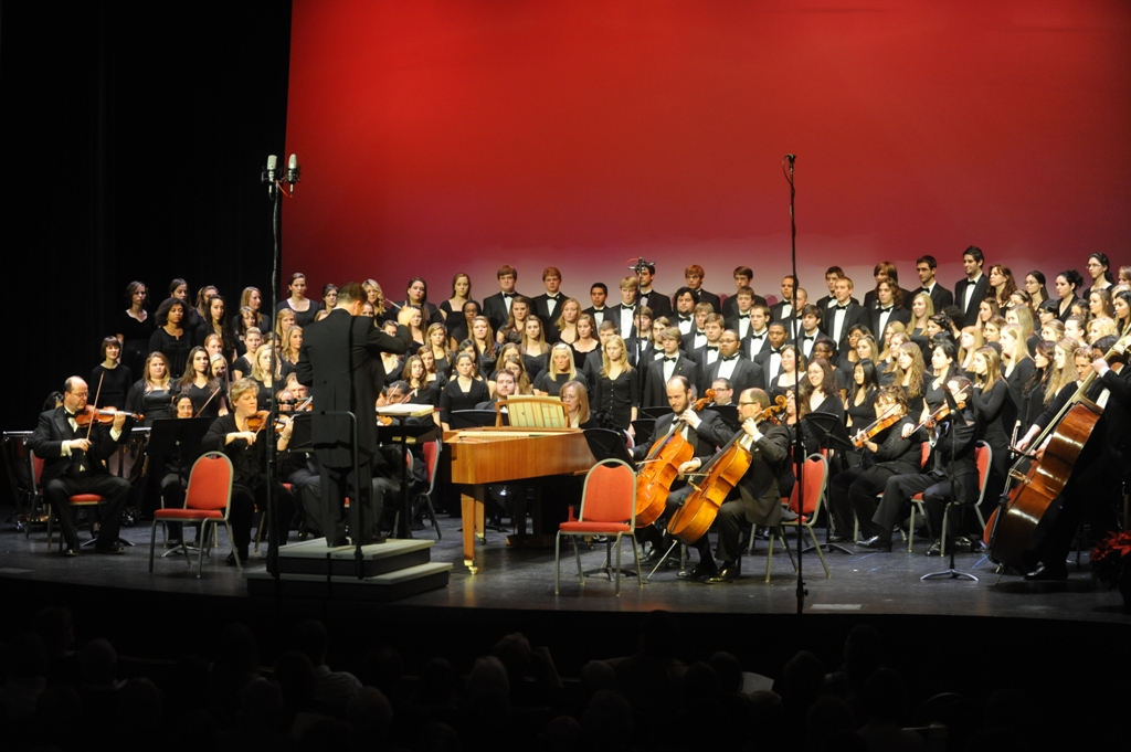 HPU High Point University Choral Concert