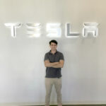 Chris Schorn Tesla Intern