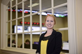 Class of 2015 Outcomes: Christina Drake Heads to Graduate School