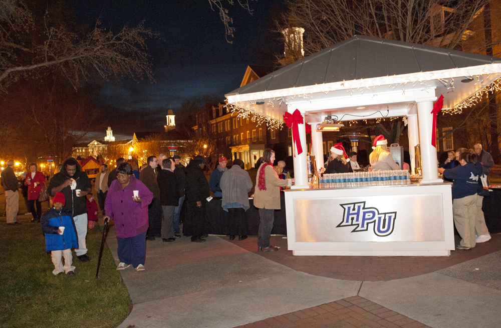 Community Christmas Event Welcomed 3,000 People to Campus, High ...
