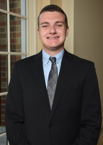 Class of 2021 Outcomes: Christopher Joyce Heads to a Career in Human Resources