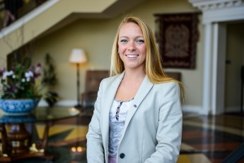Class of 2016 Profile: Clara Osmont Works as Account Manager