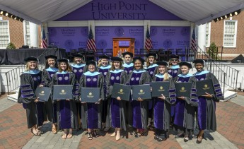 A New Doctorate, A New Legacy for HPU