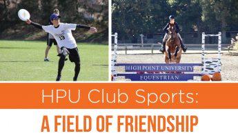 HPU Club Sports: A Field of Friendship