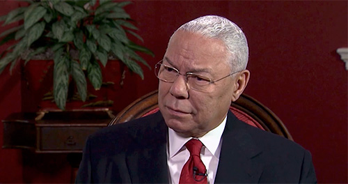 Colin Powell - Human Interaction