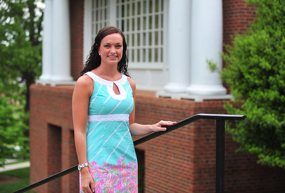 Class Of 2014 Profile Colleen Quinn Follows Her Dream To Dental School Hig
