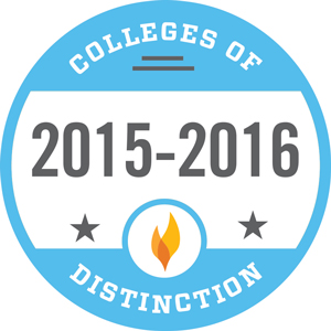 HPU Recognized in 'Colleges of Distinction'