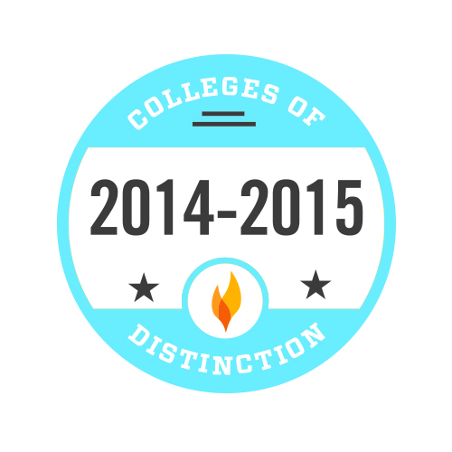 Colleges of Distinction 2014-15