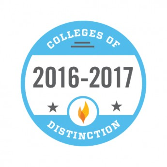 HPU Recognized in 'Colleges of Distinction' for Sixth Consecutive Year