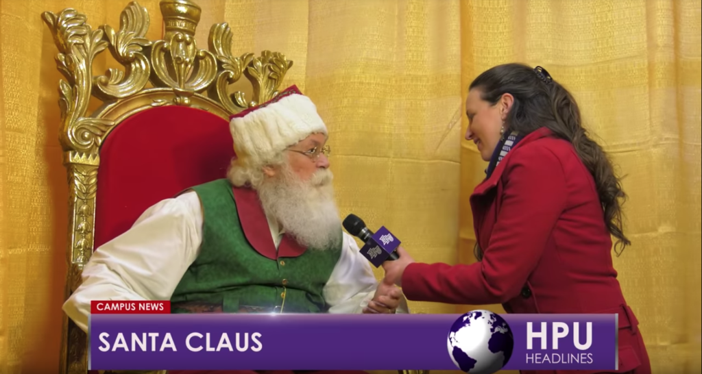 Community Christmas 2018 HPU Headlines