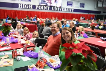 HPU Hosts Thousands of Visitors at Ninth Annual Community Christmas Celebration