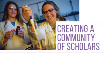 Creating a Community of Scholars