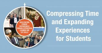 Compressing Time and Expanding Experiences for Students