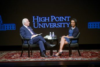 UNC-TV to Air New Episodes of HPU's 'Access to Innovators' Speaker Series