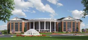 Congdon School of Health Sciences & Fred Wilson School of Pharmacy - rendering
