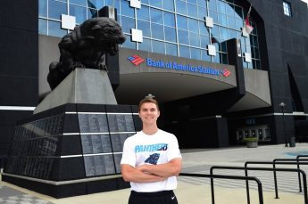 Carolina Panthers Selects Students as Athletic Training Interns