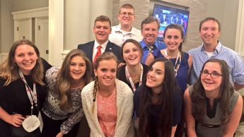 HPU Students Head to D.C. for Presidential Inauguration
