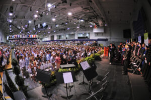 HPU High Point University Convocation