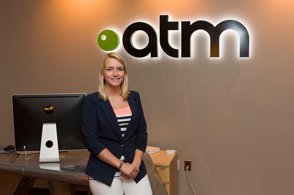 Corrine Eckert ATM Internship