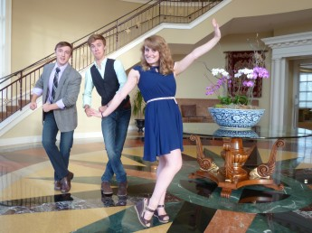 Music Students Return from Performing in Costa Rica