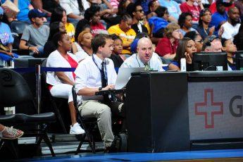 Student Scores Game-Day Production Internship with WNBA's Atlanta Dream