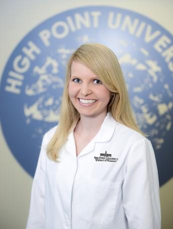 Courtney Bradley Joins HPU School of Pharmacy
