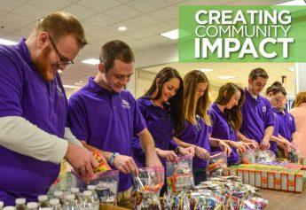 Creating Community Impact