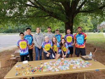 HPU Students Raise More Than $1,200 at CROP Walk