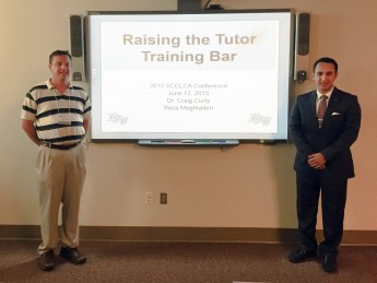 Director, Student Share Tutor Training Research at Conferences