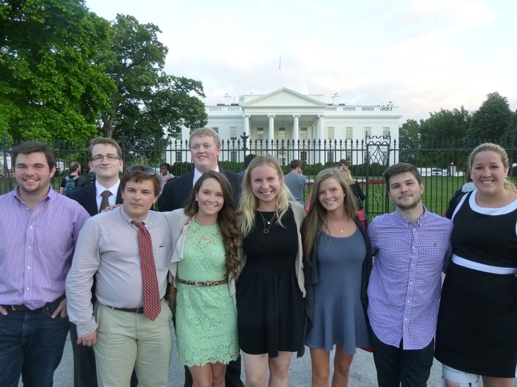 DC Maymester White House
