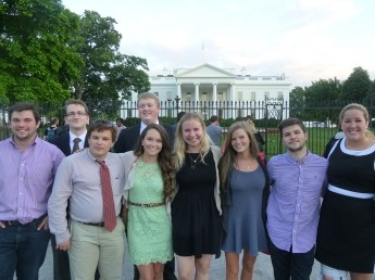 Power and Politics: Students Meet Top Government Officials in Washington D.C.