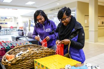 HPU Family Gives Back in Numerous Ways This Holiday Season