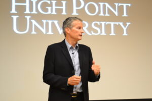 HPU High Point University David Neal