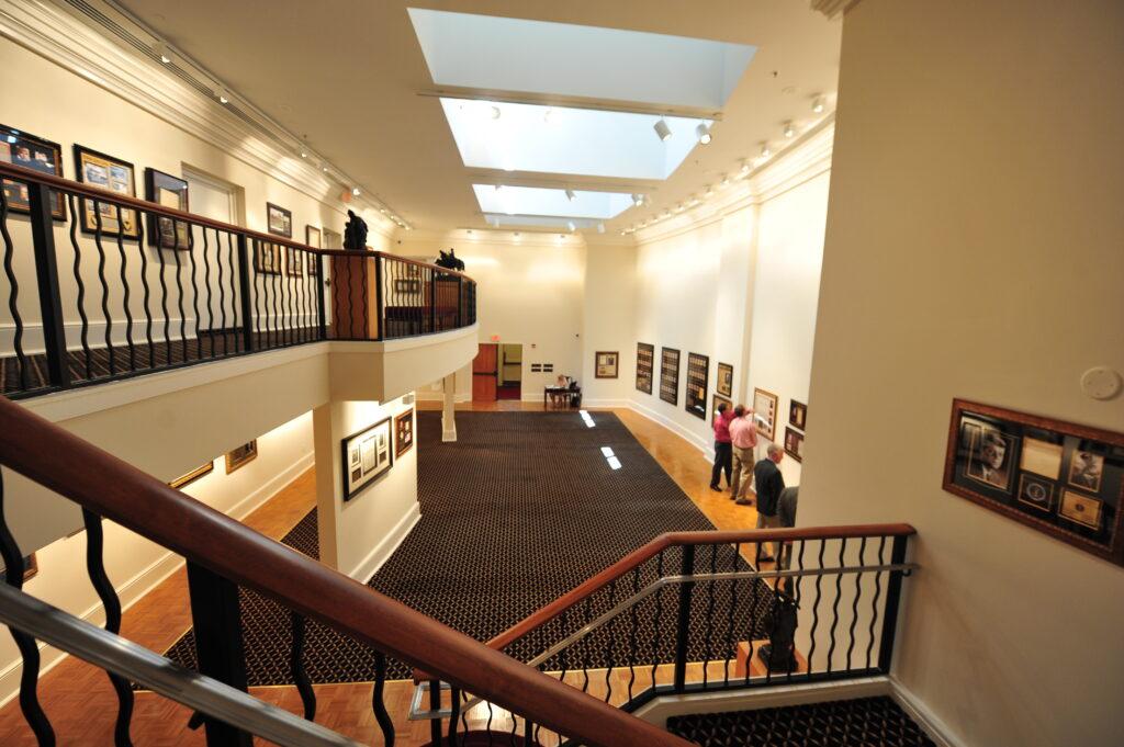 HPU High Point University Sechrest Gallery