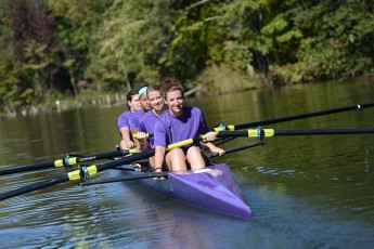 Rowing Team to Host 'Oak Holloween Regatta' on Saturday