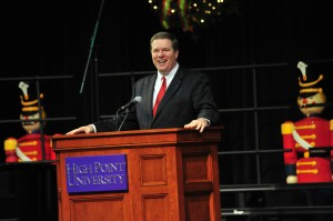 High Point University Prayer Breakfast